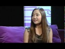 CHARICE MIMICS The voices of Justin Bieber, Rhiana, Lady Gaga, Britney Spears and Chimpmucks
