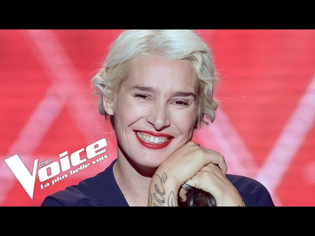 Chris Isaak (Baby did a bad bad thing) / B. Demi-Mondaine / The Voice France 2018 / Blind...