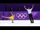 Пары Произвольная программа Фигурное катание XXIII Олимпийские зимние игры
