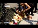 На Аллее Ангелов почтили память детей, погибших во время войны. 28.08.2017, Панорама