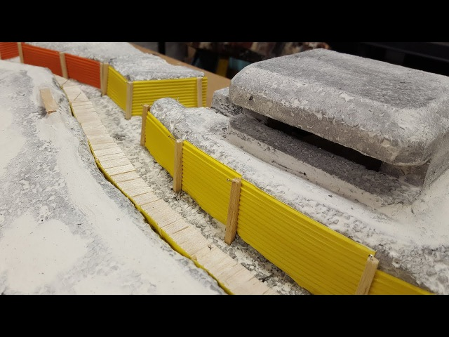 Модульные траншеи 2/3 (Lets Make - Modular Trenches (Pt2 - Surface Detailing))