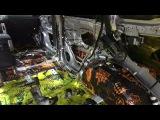 Toyota Land Cruiser 150 Prado шумоизоляция. До и после, была шумная машина, а стало тише, чем до...