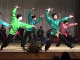 Концерт ансамбля танца