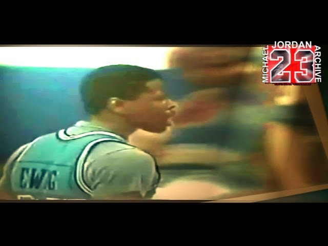 Patrick Ewing - 5 Goaltending in 5 Minutes vs MJ