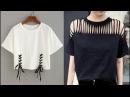 Transforma tu Ropa Vieja a Nueva Fácil - DIY Transform Your Old Clothes to New Easy 2017