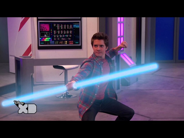 Lab Rats - Brother Battle - Chase vs. Adam
