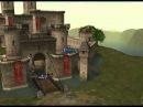 Lineage II 2009год сервер DarkOmen Inferno vs Tera 1ая осада клан Desperados
