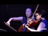 Carnegie Hall Kronos Quartet Workshop Performance of Terry Rileys Salome Dances for Peace