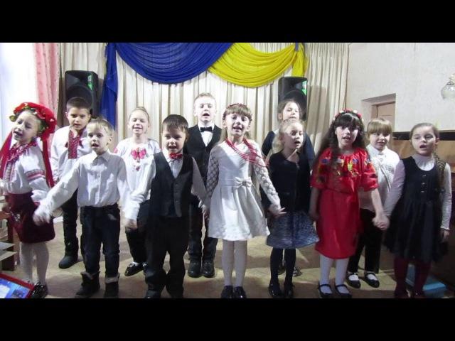 Сім гномиків Хор учнів 1 го класу Посвята в першокласники ДМШ смт Попільня