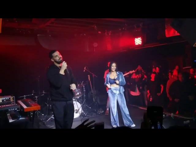 Drake Joins Jorja Smith For «Get It Together» in Toronto