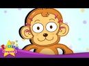 It has big eyes. How big! (Monkey song/Exclamation) - Rap for Kids - English song with lyrics