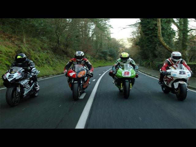Street Race ✔️Isle of Man TT - 322.km✔️h-200.MPH 2017 ✔️ CRASH Guy Martin