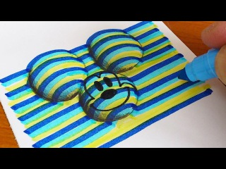 How to Draw 3D Mickey Mouse (Disney) Coloring Pages   Learning Colouring Videos for Kids