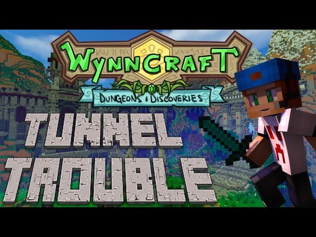 Tunnel Trouble | Wynncraft Dungeons and Discoveries Update | Quest Guide