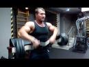 взорвем дельты тренировка плеч Max Zhuikov Fitbody суперсет на дельты 5 упражнений