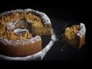 Пирог Орех с карамелью