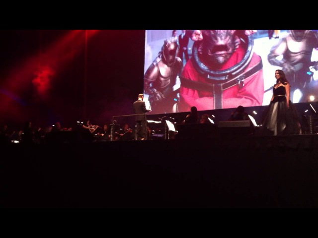 Wherever, Whenever (Anywhere in Time and Space) (1) - Doctor Who Symphonic Spectacular 2015 Perth
