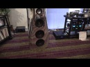 KEF Muon with VPI Titan at Capital Audiofest 2016
