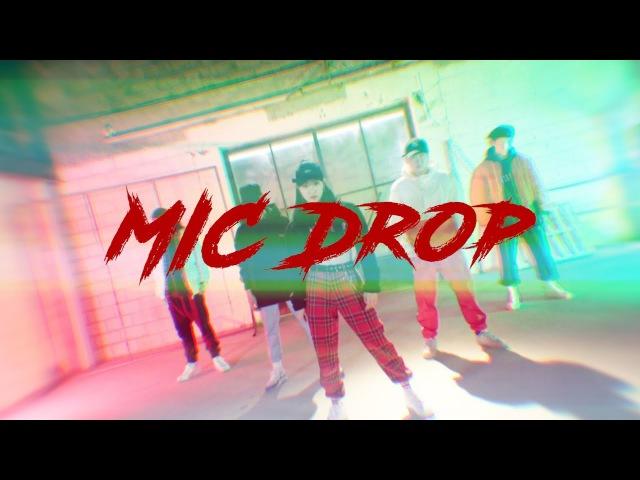 Daseul Kim choreography | BTS (방탄소년단) - MIC Drop (Feat. Desiigner) | Prepix Dance Studio