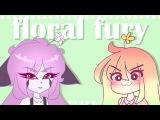 floral fury meme collab with daikon_radish32