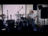 Muse - Starlight - Drum cover by Roman Kalaushin