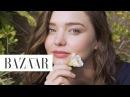 Miranda Kerr's Guide to De-Stressing | Little Black Book | Harper's BAZAAR