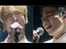 Heartbreaking moment: Onew, Minho, Key and Taemin sobbing heavily when singing because of Jonghyun