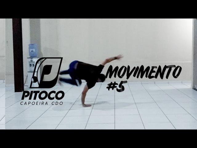 Capoeira - Movimento Pitoco CDO 5