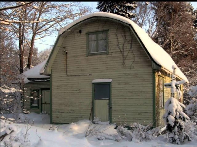 Mankki,Espoo/puutarhatie,Vantaa Deserted houses.Finland UE-11