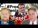 Heiliger Yücel Diesel des Satans Macron Freimaurer Puppe Gerhard Wisnewski VVV'18