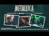 Metallica - Live at The Experience Music Project (2000) Much Music Broadcast