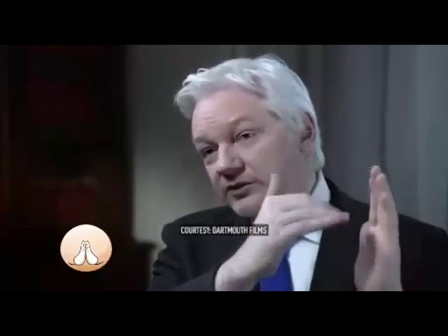 BREAKING!!JULIAN ASSANGE RIPS HILLARY CLINTON TO PIECES IN AN EXCLUSIVE INTERVIEW WITH JOHN PILGER