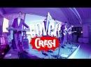 Кавер-группа COVER CRASH - Ленинградский рок-н-ролл (Браво cover)