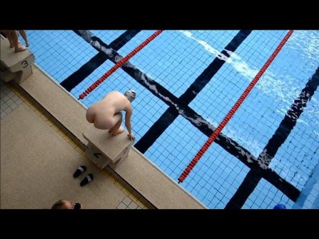 Championnat international de natation naturiste à Mulhouse