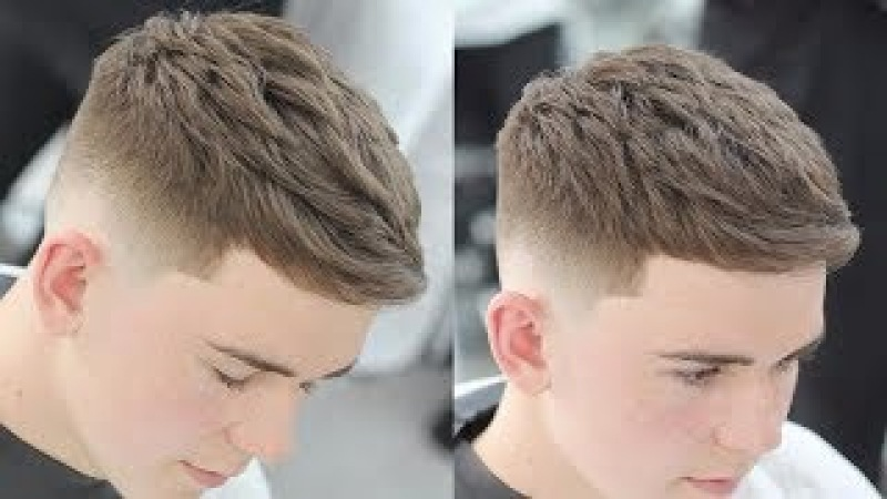 The Top 10 French Crop Haircut ! Guys Hairstyles Trends