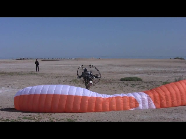 Paramotor Training Day 6 From Powered Paraglider Master WPPGA World Champion SUPERDELL Schanze
