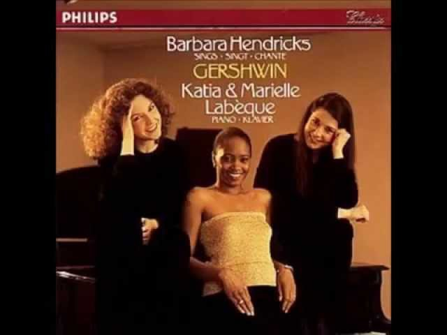 Summertime - Barbara Hendricks sings Gershwin with Katia Marielle Labèque (piano)