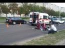 Подборка ДТП 🏍️ Аварии на дорогах 2 🚑Жуткие кадры🚑 СБИВАЮТ ЛЮДЕЙ