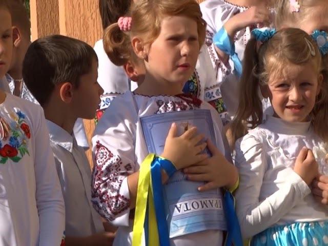 У Долині в школі танцю Оксани Судол вперше пролунав перший дзвоник CiTiVi 2017