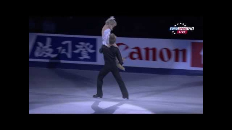 2011 Cup of China Penny Coomes Nicholas Buckland Gala Exhibition