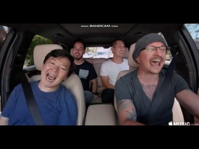 Numb - Carpool Karaoke Linkin Park Ken Jeong