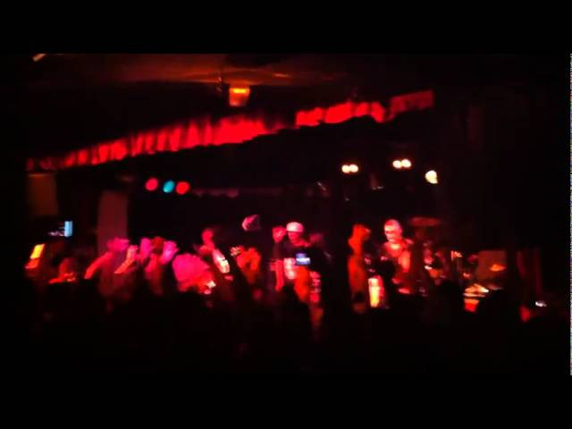 (Hed)Pe - Renegade [Live @ The Corner Hotel, Melbourne 2011]