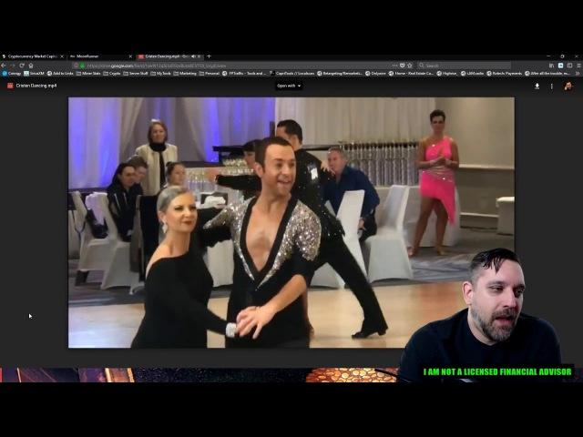 MoonRunner, Crypto Crow Fund, Wife Dancing Ballroom and some Relationship Rambling.