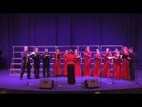 Ансамбль Canticum Festum 9 декабря 2017 года в г.Рыбинске