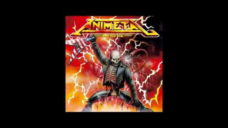 Animetal USA - Animetal USA Full Album ( Chris Impellitteri)