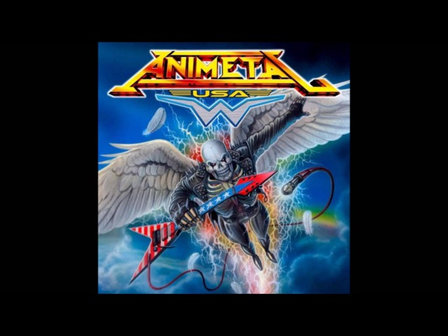 Animetal USA - Animetal USA W 2012