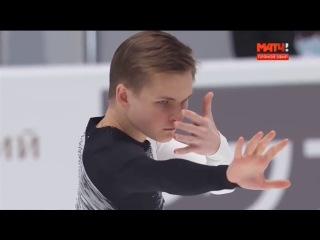 Михаил КОЛЯДА - Чемпионат России 2018. Короткая программа, Санкт - Петербург
