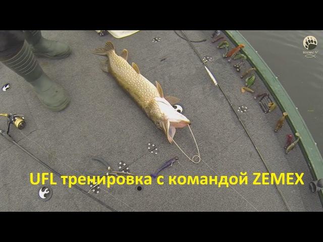 UFL тренировка с командой ZEMEX...bogomaz05