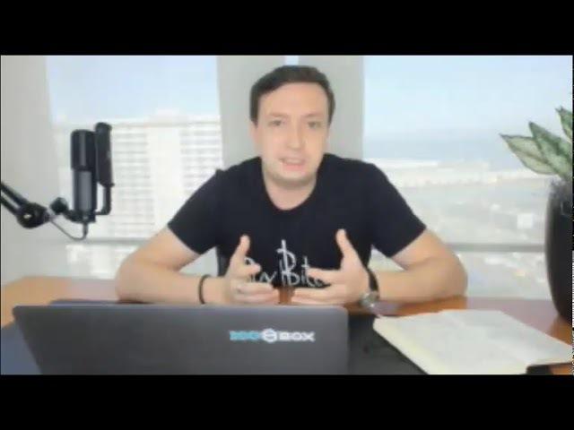 Николай Евдокимов проводит вебинар про продуктовые токены