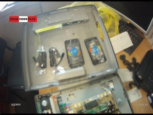 Заочница привезла в зону Crazy SmartTV